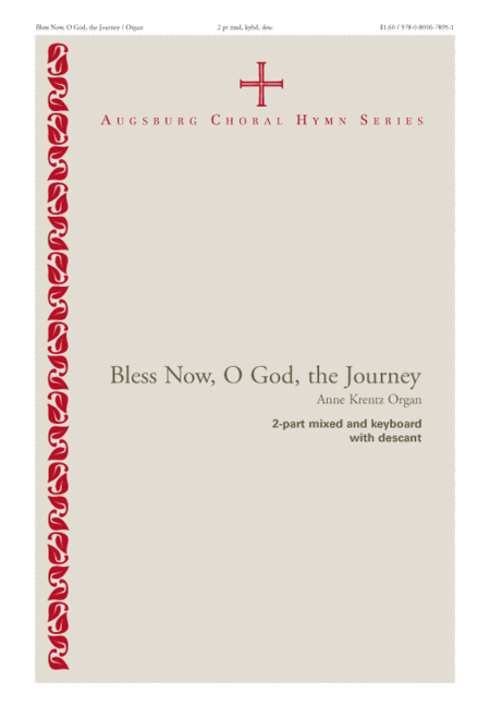 Bless Now, O God, the Journey