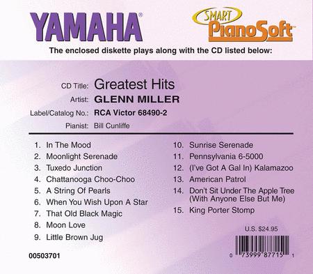 Glenn Miller - Greatest Hits