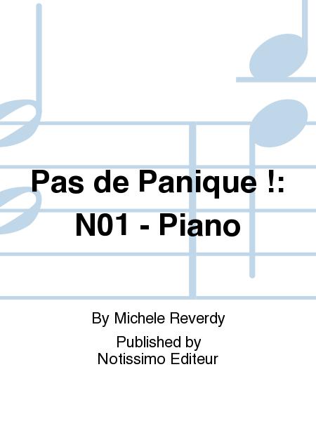 Pas de Panique !: No.1 - Piano