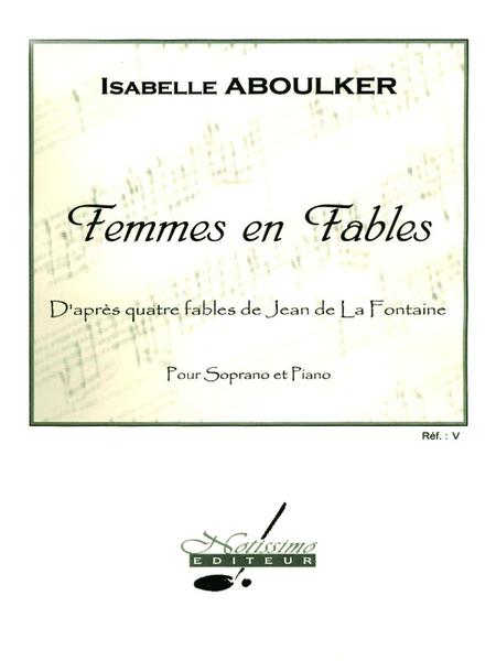 Femmes en Fables - Chant et Piano