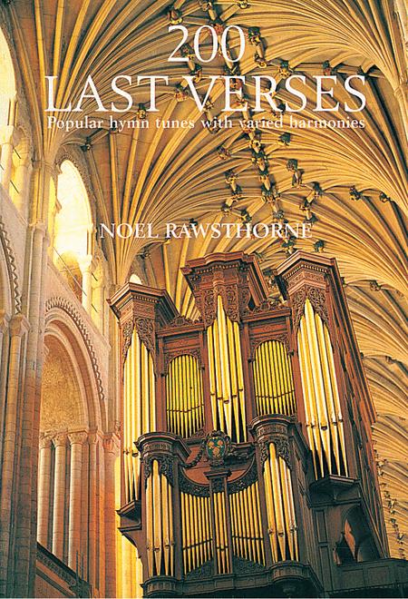 200 Last Verses - Organ