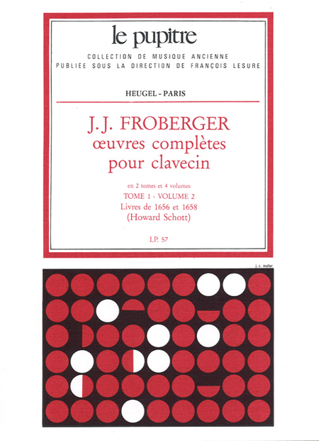 Oeuvres Completes de Clavecin - Tome 1/Volume 2