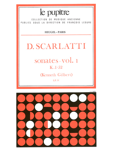Oeuvres Completes Pour Clavier - Volume 01 Sonates K1 a K52