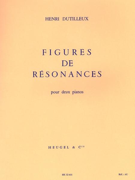 Figures De Resonances - 2 Pianos