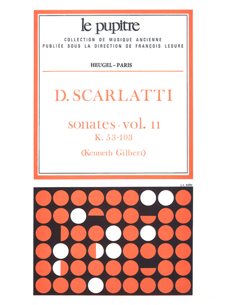 Oeuvres Completes Pour Clavier - Volume 02 Sonates K53 a K103