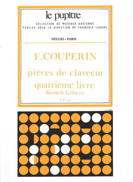 Pieces de Clavecin - Livre 4