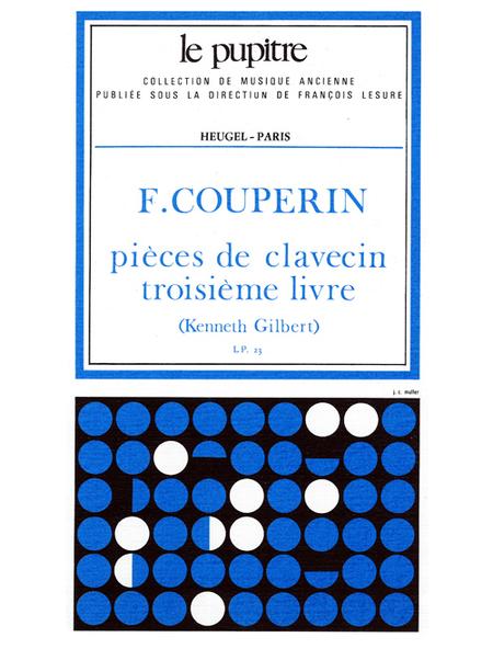 Pieces de Clavecin - Livre 3