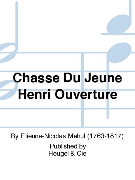 Chasse Du Jeune Henri Ouverture