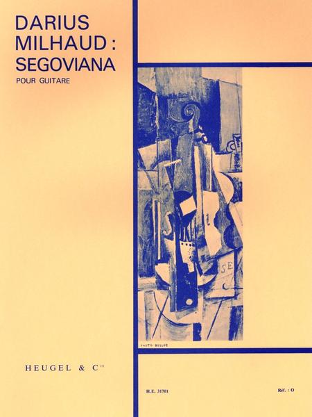 Segoviana - Guitare