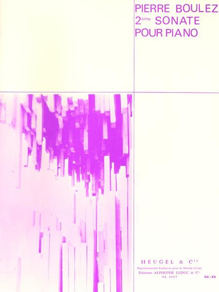 Sonate No.2 - Piano