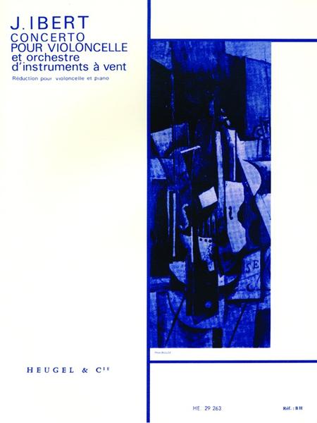 Concerto (Violoncelle et Orch. de Chambre) Violoncelle et Piano