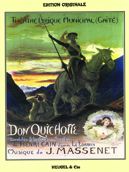 Don Quichotte - Chant et Piano (Francais)