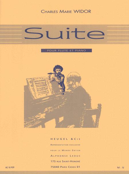 Suite - Flute et Piano