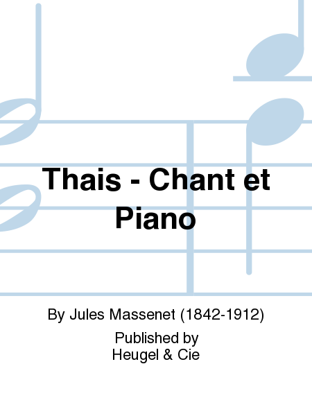 Thais - Chant et Piano
