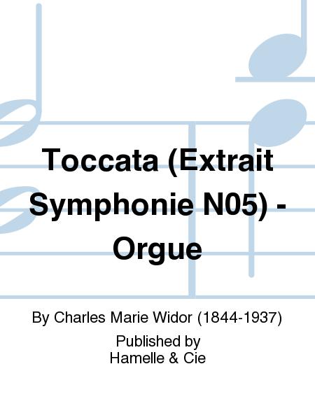 Toccata (Extrait Symphonie No.5) - Orgue