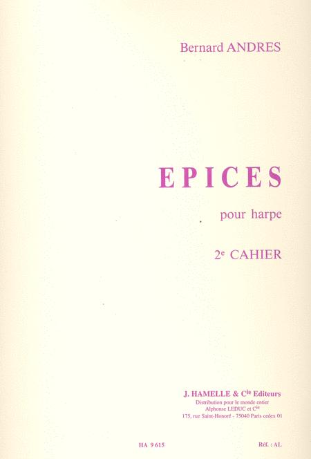 Epices - Harpe (Volume 2)