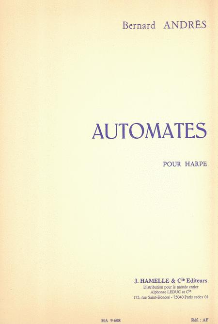 Automates - Harpe