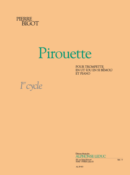 Pirouette (song)