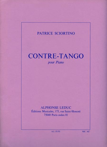 Contre-Tango - Piano