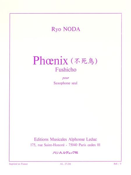 Phoenix Fushicho Saxophone Sib ou Mib Seul