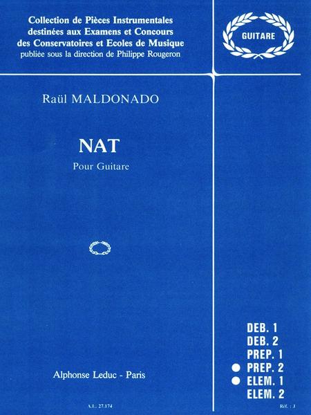Nat - Guitare
