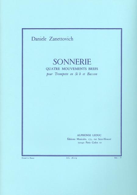 Sonnerie - Trompette Sib et Basson