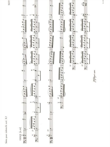 Suites Pour Violoncelle Seul - Vol.1:Suite No.1/Suite No.2-Presentation Strophique