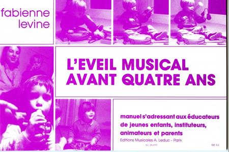 Eveil Musical Avant 4 Ans