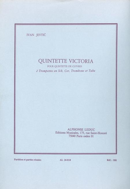 Quintette Victoria - Quintette Cuivres