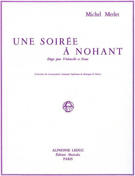 Soiree a Nohant - Violoncelle et Piano