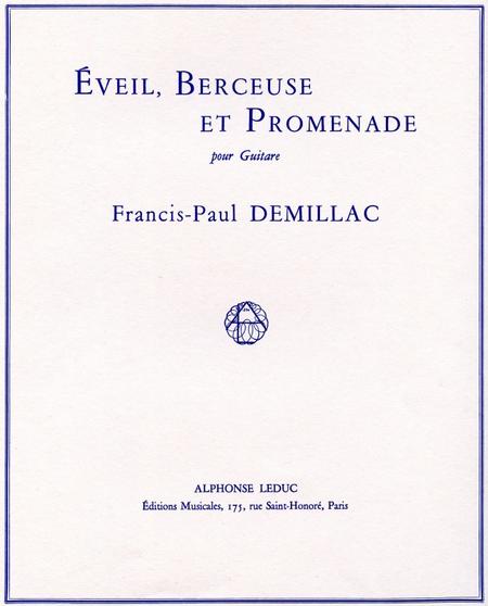 Eveil Berceuse Et Promenade - Guitare