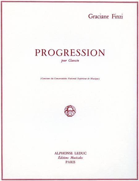 Progression - Clavecin