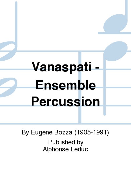 Vanaspati - Ensemble Percussion