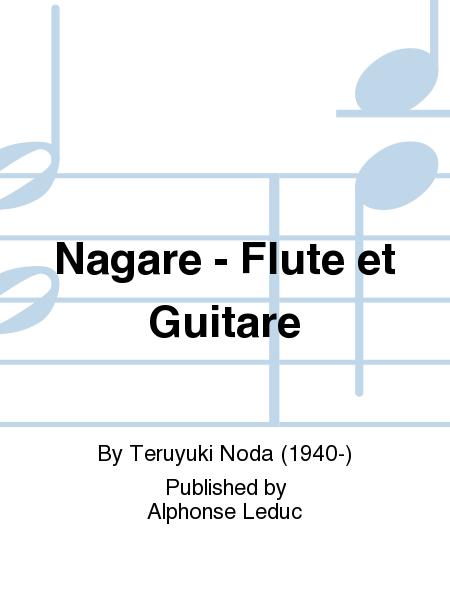 Nagare - Flute et Guitare
