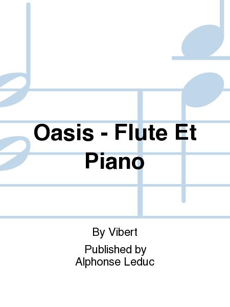 Oasis - Flute Et Piano
