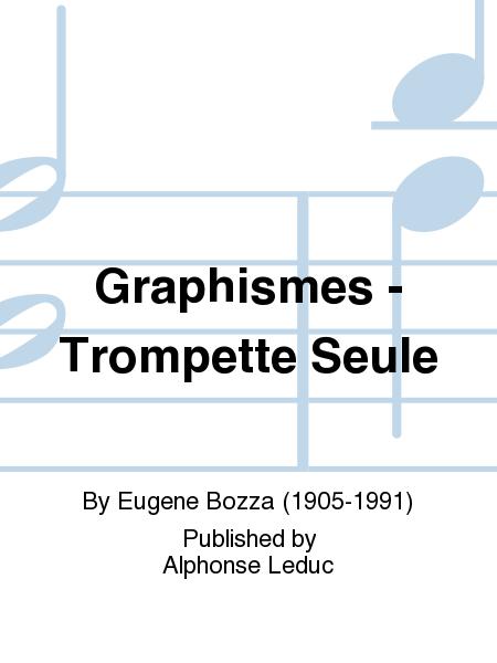 Graphismes - Trompette Seule