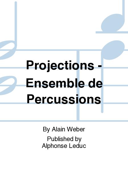 Projections - Ensemble de Percussions