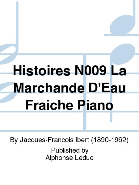 Histoires No.9 La Marchande D'Eau Fraiche Piano