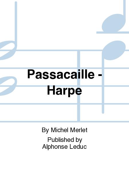 Passacaille - Harpe