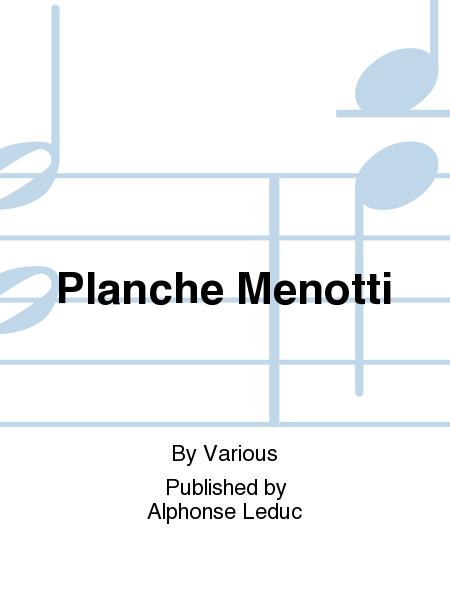 Planche Menotti