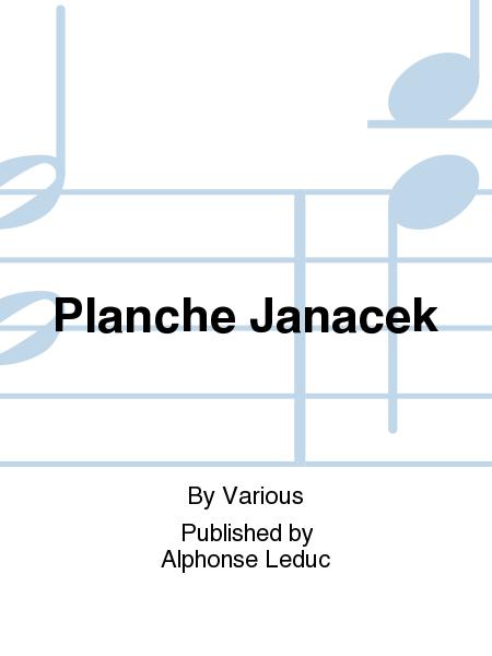 Planche Janacek