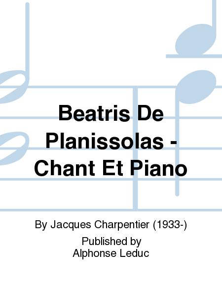 Beatris De Planissolas - Chant Et Piano