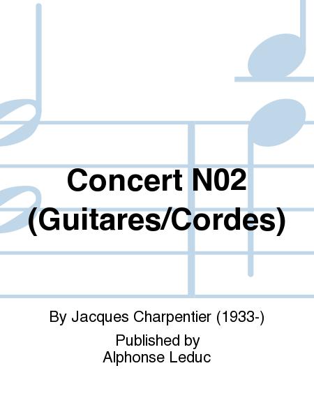 Concert, No. 2 (Guitares/Cordes)