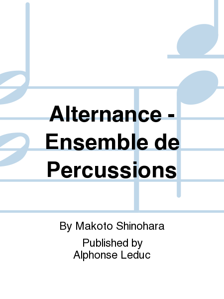 Alternance - Ensemble de Percussions
