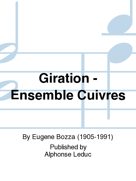 Giration - Ensemble Cuivres