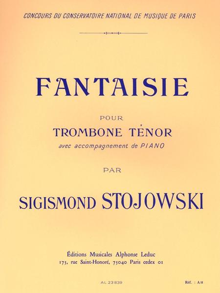 Fantaisie - Trombone Tenor et Piano