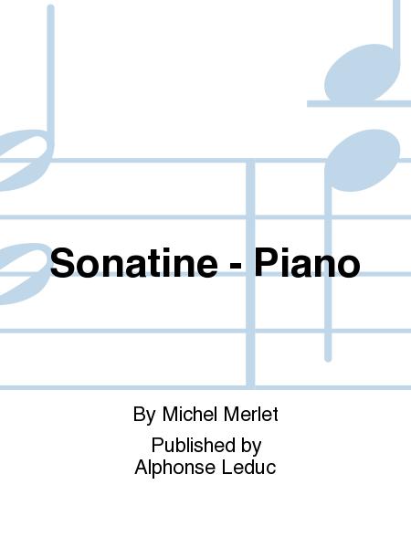 Sonatine - Piano