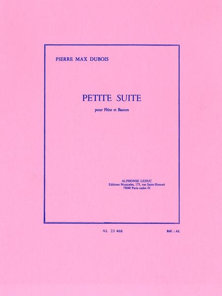 Petite Suite - Flute et Basson