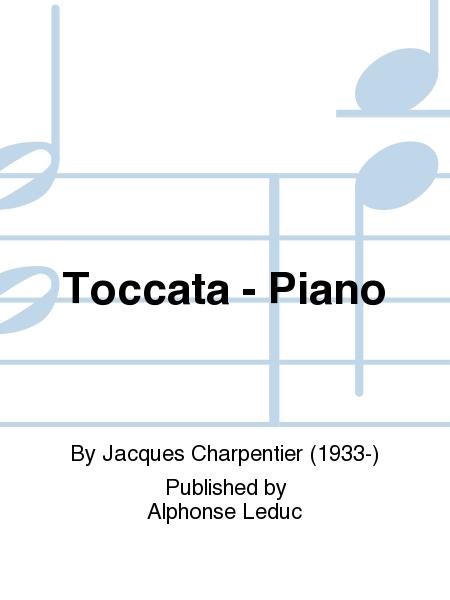 Toccata - Piano