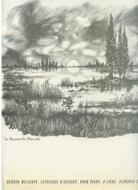 Catalogue D'Oiseaux Volume 4 - 7:La Rousserolle Effarvatte Piano